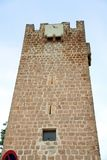 Medieval tower in Peal de Becerro Cazorla Spain Stock Image