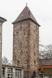 Medieval Tower Villingen-Schwenningen Germa Stock Photography