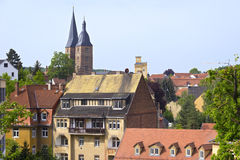 Medieval Town of Altenburg, Thuringia Royalty Free Stock Photography
