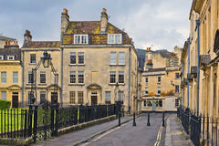 Medieval town Bath, Somerset, England Stock Image
