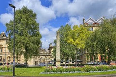 Medieval town Bath, Somerset, England Royalty Free Stock Image