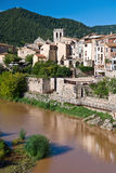 Medieval town of Besalu Royalty Free Stock Photo