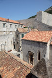 Medieval town Dubrovnik Stock Photography