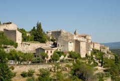 Medieval town Gordes, France Stock Photos