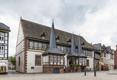 Medieval Town Hall, Einbeck, Germany Royalty Free Stock Image