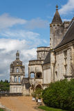 Medieval town of Loches. France Royalty Free Stock Photos