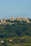 Medieval town of Montepulciano, Tuscany Stock Photos