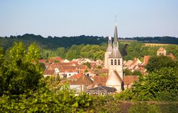 Medieval town of Provins. France Royalty Free Stock Photos