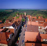 Medieval Town Stock Images
