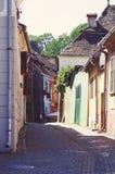Medieval Town Sighisoara Romania Royalty Free Stock Image