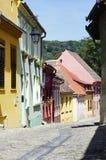 Medieval Town Sighisoara Romania Royalty Free Stock Photo