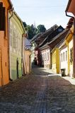 Medieval Town Sighisoara Romania Stock Photography