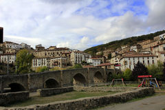Medieval Town royalty free stock photos