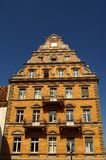 Medieval traditional building  in Konstanz. Germany Royalty Free Stock Image