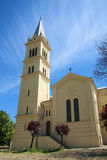 Medieval Upland Church Royalty Free Stock Photo