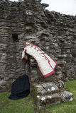 Medieval vest Stock Photo