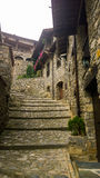 The medieval village of Beget Stock Photo