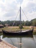 Medieval village Stock Photo