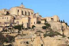 Medieval village of Gordes Royalty Free Stock Photo