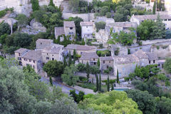 Medieval village of Gordes in Provence Stock Image