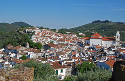Medieval village Marvao(Portugal) Stock Photo