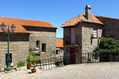 Medieval village of Monsanto, Portugal Royalty Free Stock Photo