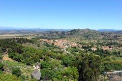 Medieval village of Monsanto, Portugal Stock Photo