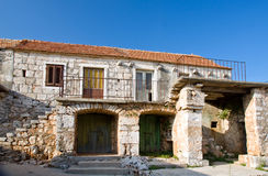 Free Medieval Village On Croatian Island Brac Royalty Free Stock Photo - 22295045
