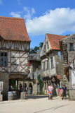 Medieval Village Puy Du Fou Royalty Free Stock Images