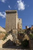 Medieval villages of Spain, Daroca in the province of Zaragoza Stock Images
