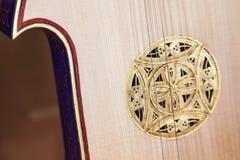 Medieval Viola Royalty Free Stock Photos
