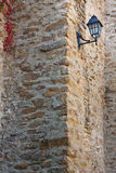 Medieval wall Stock Image