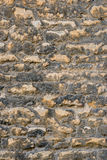 Medieval wall surface facade texture background structure vintage Stock Photography