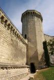 Medieval Walls Stock Photo