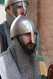 Medieval Warrior Stock Photo