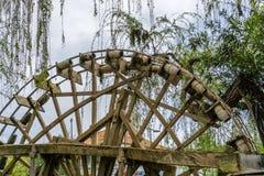 Free Medieval Waterwheel Tomar. Portugal Stock Photo - 115255660