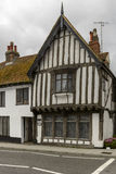 Medieval wattle building at Hastings Royalty Free Stock Photos