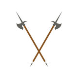 Medieval weapons Royalty Free Stock Photography