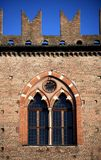 Medieval window royalty free stock image