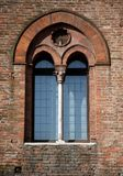 Medieval window Stock Image