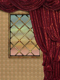 Medieval Window Royalty Free Stock Photography