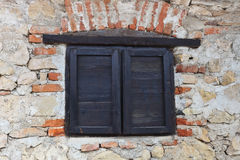 Medieval window Royalty Free Stock Photo