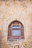 Medieval window Royalty Free Stock Photos