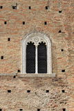 Medieval window Stock Images
