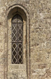 Medieval window at Filerimos, Rhodes, Greece Royalty Free Stock Image