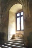 Medieval window Stock Photo