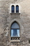 Medieval window Stock Photography