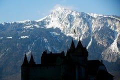 Medievial-Schloss Lizenzfreies Stockfoto