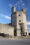 Caernarfon castle Royalty Free Stock Photos