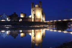 Caernarfon castle Royalty Free Stock Images